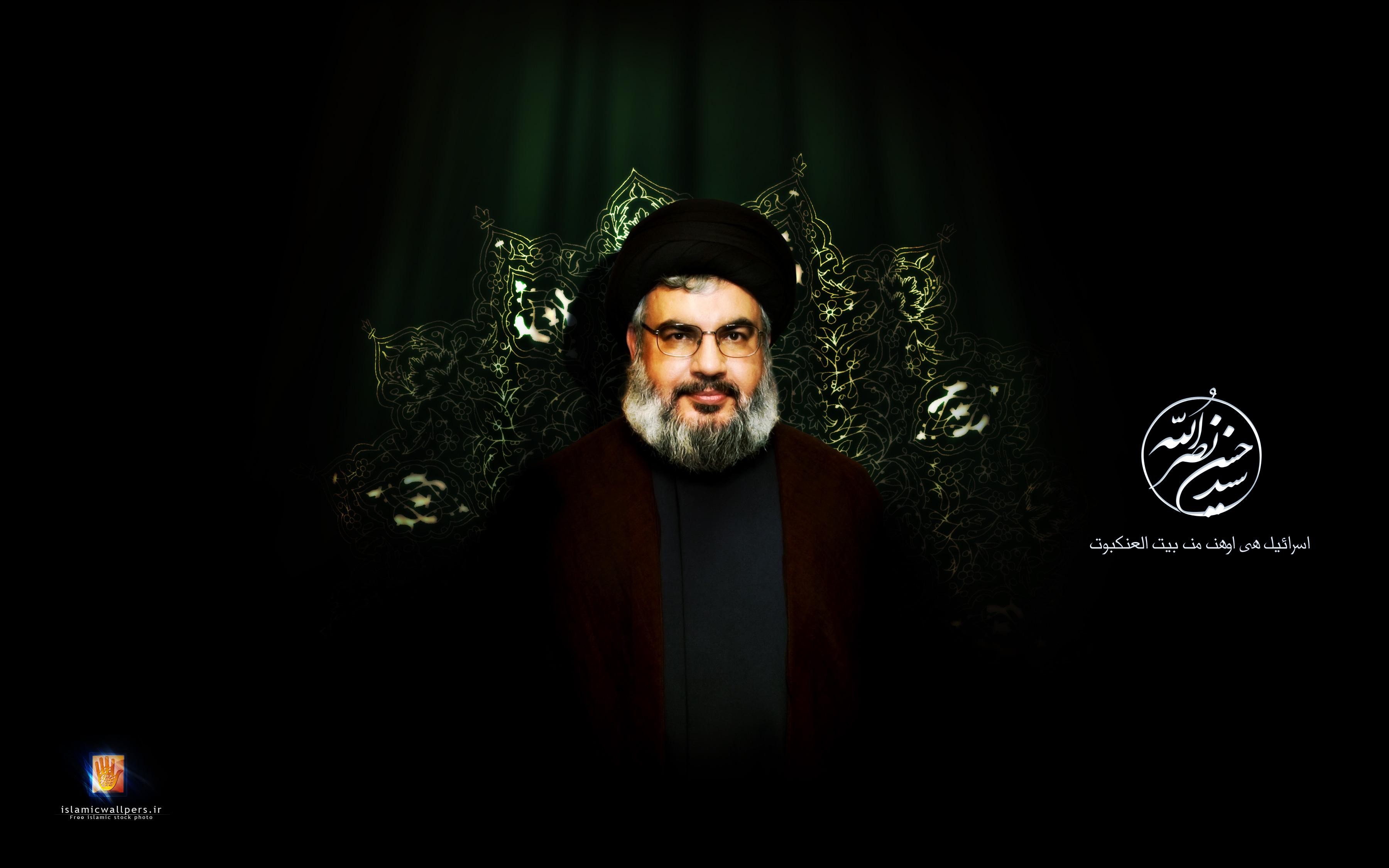 سید حسن نصرالله تصویر 1